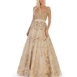 Formal ball gown,evening mother of the bride dress